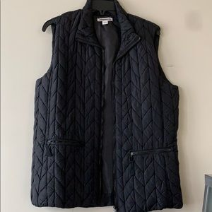 Coldwater Creek Puffer Vest